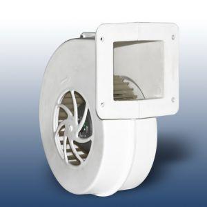 Вентилятор BAHCIVAN нагнетательный батутный с пластмассовым корпусом BPS 140-60